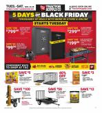 Tractor Supply Co. Flyer - 11.24.2020 - 11.28.2020.