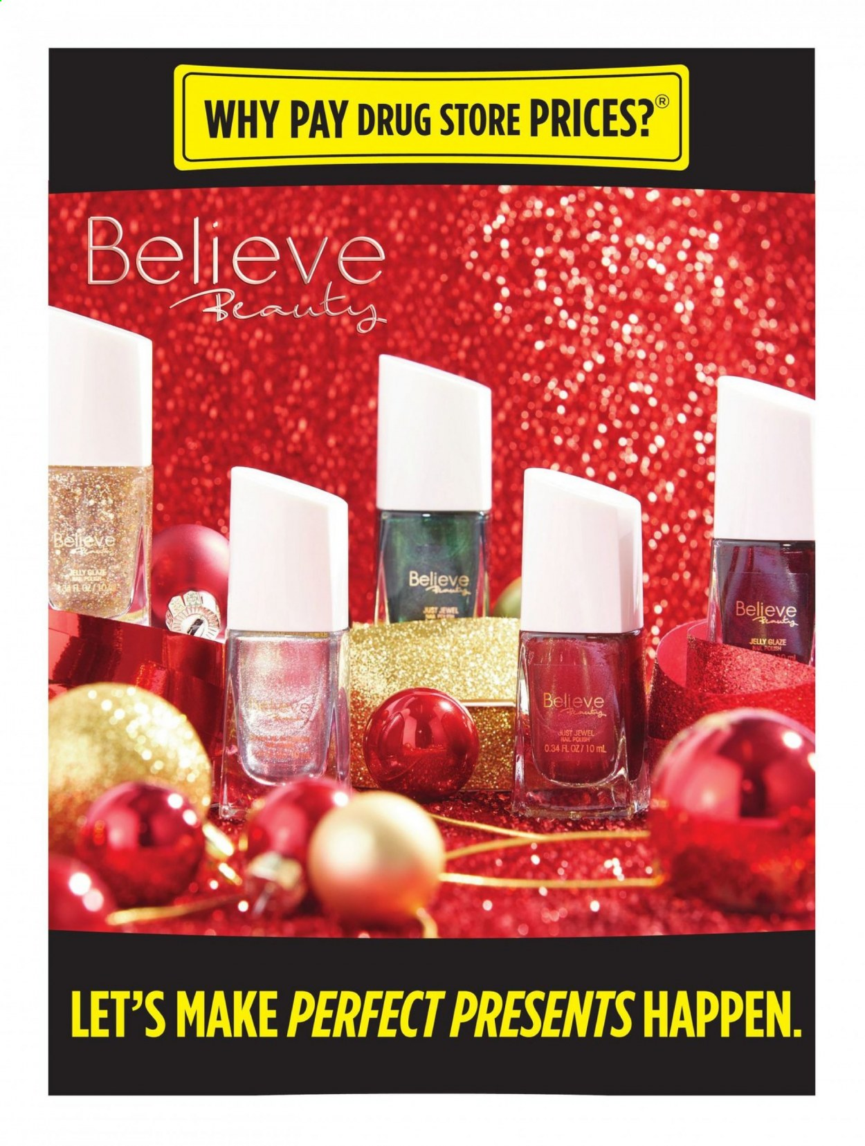 Dollar General Flyer - 11.15.2020 - 12.12.2020 - Sales products - jelly. Page 1.