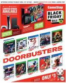 GameStop Flyer - 11.26.2020 - 11.29.2020.