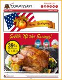Commissary Flyer - 11.23.2020 - 12.06.2020.