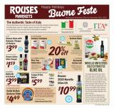 Rouses Markets Flyer - 11.25.2020 - 11.30.2020.
