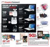 Staples Flyer - 11.29.2020 - 12.05.2020.