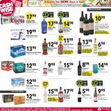 Cash Wise Liquor Only Flyer - 11.29.2020 - 12.05.2020.