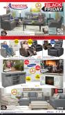 American Furniture Warehouse Flyer - 11.29.2020 - 12.05.2020.