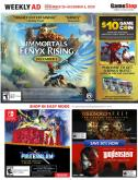 GameStop Flyer - 11.29.2020 - 12.05.2020.