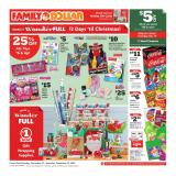 Family Dollar Flyer - 12.13.2020 - 12.19.2020.
