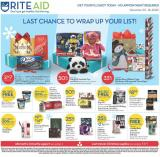 RITE AID Flyer - 12.20.2020 - 12.26.2020.