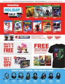 GameStop Flyer - 12.20.2020 - 12.25.2020.
