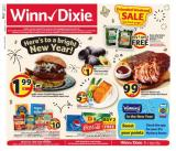 Winn Dixie Flyer - 12.30.2020 - 01.05.2021.