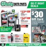O'Reilly Auto Parts Flyer - 12.30.2020 - 01.26.2021.