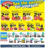 Hannaford Flyer - 01.03.2021 - 01.09.2021.