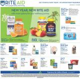 RITE AID Flyer - 01.03.2021 - 01.09.2021.