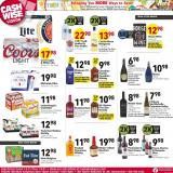Cash Wise Liquor Only Flyer - 01.03.2021 - 01.09.2021.