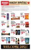 Rouses Markets Flyer - 12.30.2020 - 01.27.2021.