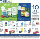 RITE AID Flyer - 01.10.2021 - 01.16.2021.