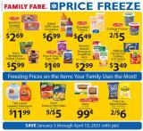 Family Fare Flyer - 01.03.2021 - 04.10.2021.