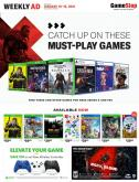 GameStop Flyer - 01.10.2021 - 01.16.2021.