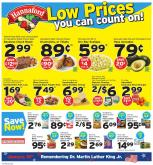 Hannaford Flyer - 01.17.2021 - 01.23.2021.