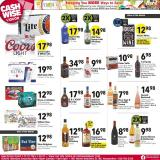Cash Wise Liquor Only Flyer - 01.17.2021 - 01.23.2021.