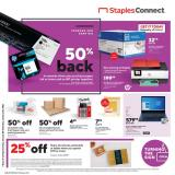 Staples Flyer - 01.24.2021 - 01.30.2021.
