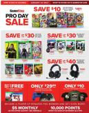 GameStop Flyer - 01.23.2021 - 01.23.2021.