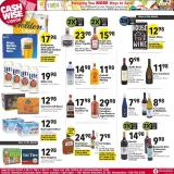 Cash Wise Liquor Only Flyer - 01.24.2021 - 01.30.2021.