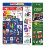 Family Dollar Flyer - 01.24.2021 - 01.30.2021.