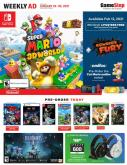 GameStop Flyer - 01.24.2021 - 01.30.2021.