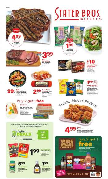 Stater Bros. Flyer - 01.27.2021 - 02.02.2021.