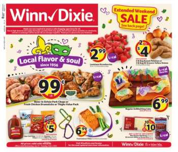 Winn Dixie Flyer - 01.27.2021 - 02.02.2021.