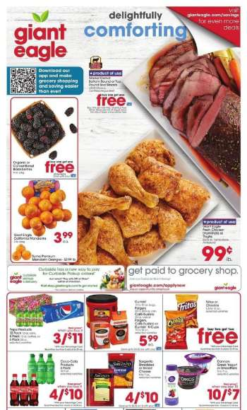Giant Eagle Flyer - 01.28.2021 - 02.03.2021.