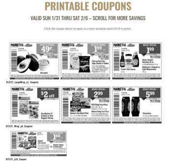Price Chopper Flyer - 01.31.2021 - 02.06.2021.