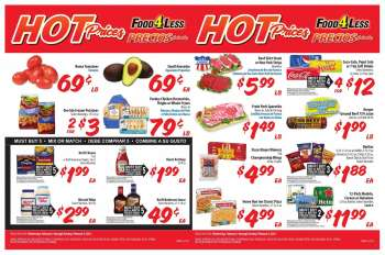Food 4 Less Flyer - 02.03.2021 - 02.09.2021.