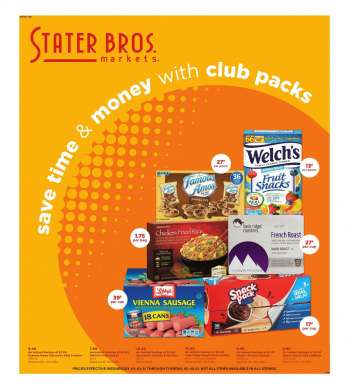 Stater Bros. Flyer - 02.03.2021 - 03.02.2021.