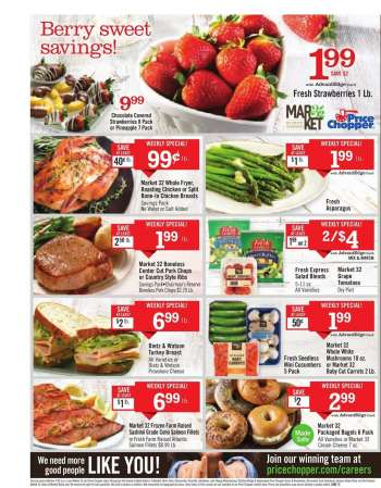 Price Chopper Flyer - 02.07.2021 - 02.13.2021.