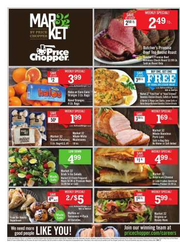 Price Chopper Flyer - 02.21.2021 - 02.27.2021.