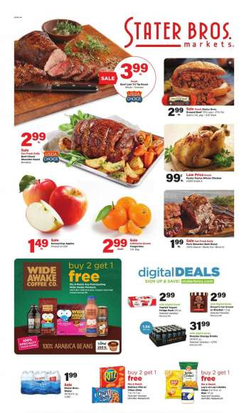 Stater Bros. Flyer - 02.24.2021 - 03.02.2021.