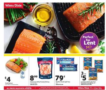 Winn Dixie Flyer - 02.17.2021 - 03.02.2021.