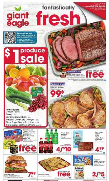 Giant Eagle Flyer - 02.25.2021 - 03.03.2021.