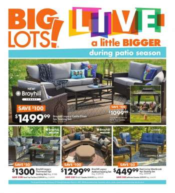 Big Lots Flyer - 02.27.2021 - 03.06.2021.
