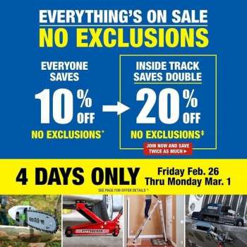 Harbor Freight Flyer - 02.26.2021 - 03.01.2021.