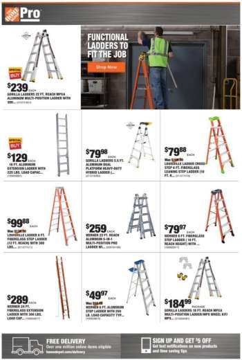 The Home Depot Flyer - 03.01.2021 - 03.08.2021.
