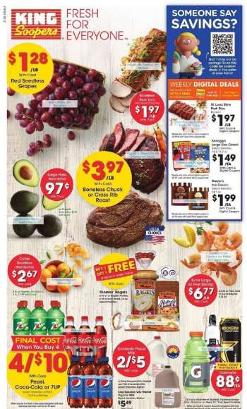 King Soopers Flyer - 03.03.2021 - 03.09.2021.