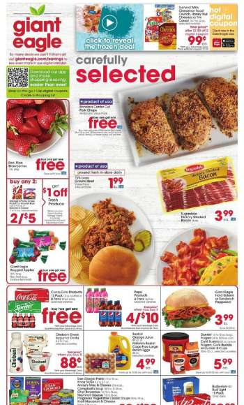Giant Eagle Flyer - 03.04.2021 - 03.10.2021.
