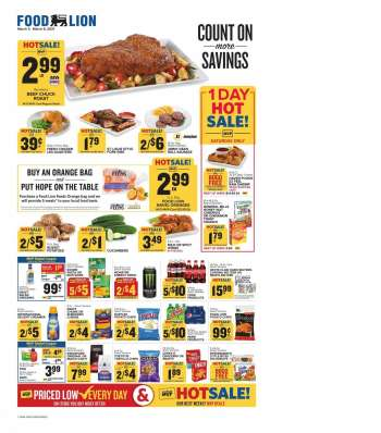 Food Lion Flyer - 03.03.2021 - 03.09.2021.