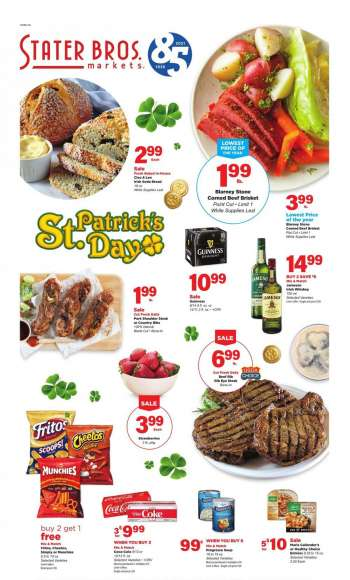 Stater Bros. Flyer - 03.10.2021 - 03.16.2021.