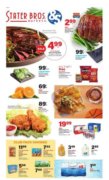 Stater Bros. Flyer - 03.17.2021 - 03.23.2021.