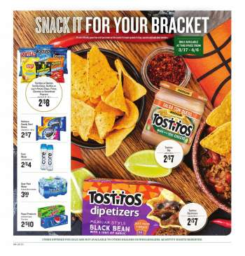 Lowes Foods Flyer - 03.17.2021 - 04.13.2021.