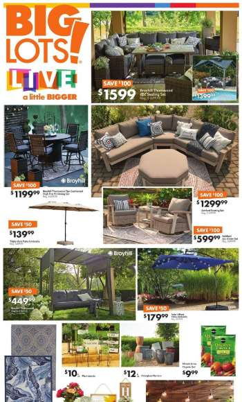 Big Lots Flyer - 03.20.2021 - 03.27.2021.