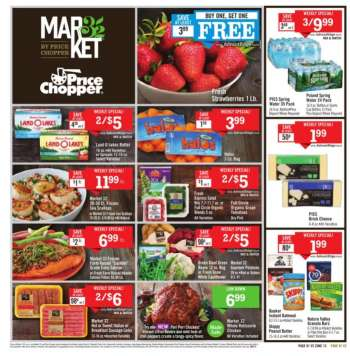 Price Chopper Flyer - 03.21.2021 - 03.27.2021.